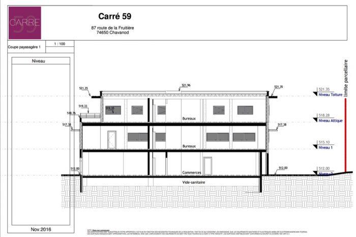 Plan De Vente Carre59 Chavanod 1