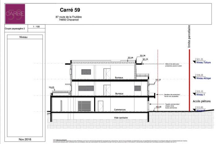 Plan De Vente Carre59 Chavanod 2