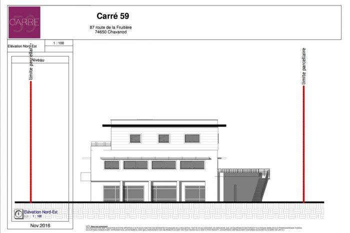 Plan De Vente Carre59 Chavanod 4