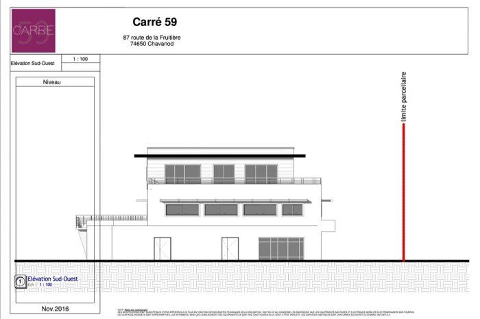 Plan De Vente Carre59 Chavanod 5