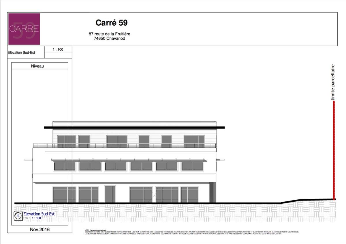 Plan De Vente Carre59 Chavanod 6